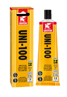 Griffon UNI-100® Tube in Folding Box 125 ml NL/FR/EN/DE