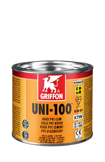 Griffon UNI-100® Tin with Pressure Lid 500 ml NL/FR/EN/DE