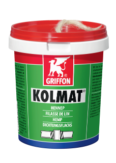 Griffon Kolmat® Hemp Dispenser 100 g NL/FR/EN/DE/ES/PT/IT/EL
