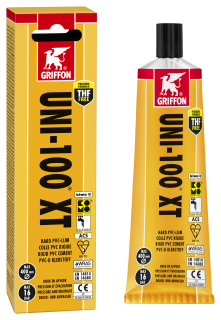 Griffon UNI-100® XT Tube in Folding Box 125 ml NL/FR/EN/DE
