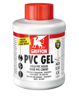 Griffon PVC Gel Bottle 500 ml EN/FR