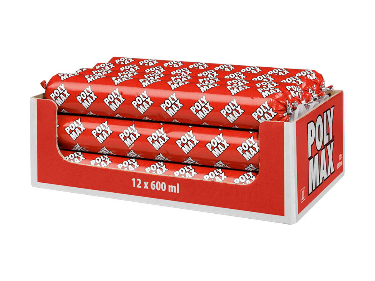 POLY MAX® NOW AVAILABLE IN XXL SAUSAGE PACKAGING